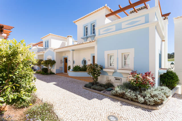 Algarve Tennis Properties Budens Golf View Townhouse Townhouse Rent