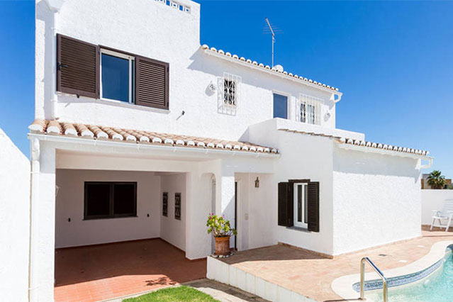Algarve Tennis Properties Villa Teresa Praia da Luz Rent Buy